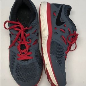 Nike Dual Fusion Lite Running Shoes 599513-400